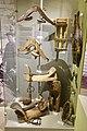 Karmsund folkemuseum (Regional Museum) Haugesund Norway 2020-06-10 Hesten trekkdyr ridedyr sal kløv bissel bogtre høvre hestetruger 1800-tallet (wooden harness) etc 00526.jpg