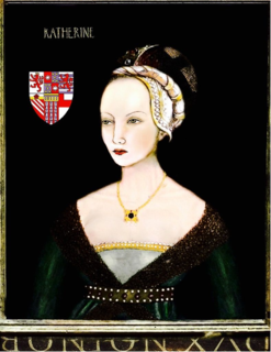Catherine Woodville, Duchess of Buckingham English noblewoman