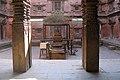 Kathmandu Durbar Square, Shrine, Nepal.jpg