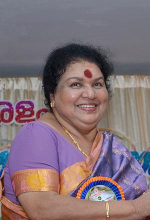Kaviyoor Ponnamma - Image: Kaviyoor Ponnamma DSW