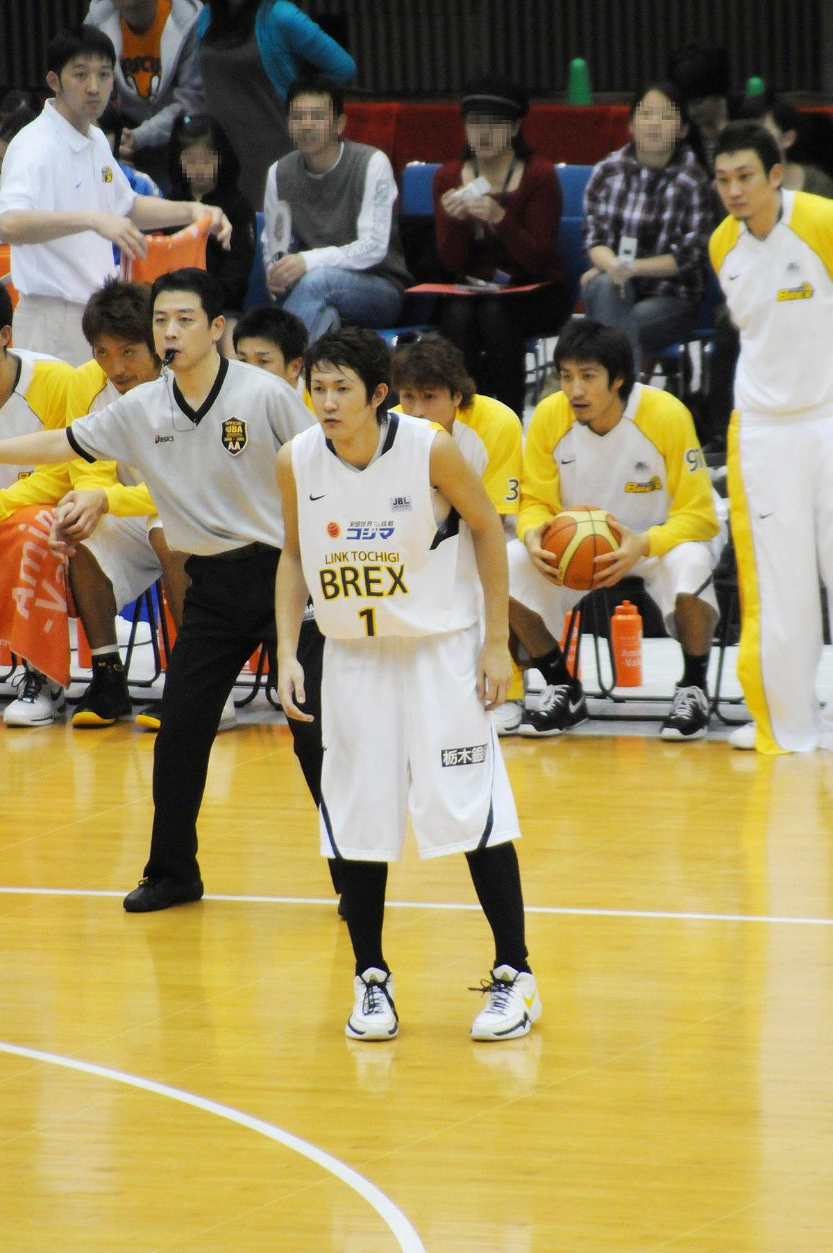 7413d03b Мужская сборная Японии по баскетболу — Википедия