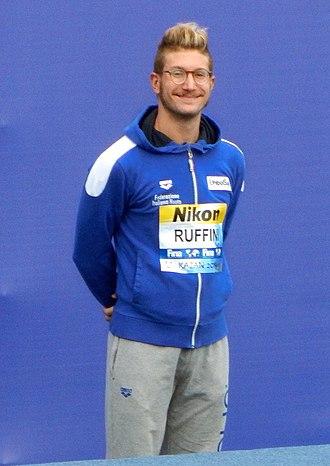 Open water swimming at the 2015 World Aquatics Championships – Men's 25 km - Winner of the race