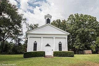 Keachi Presbyterian Church United States historic place