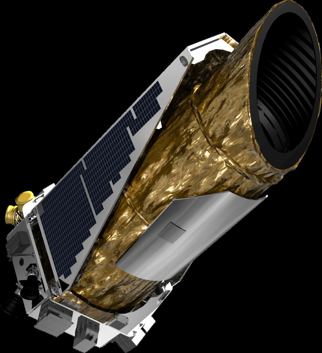 kepler spacecraft telescope - HD1094×1199