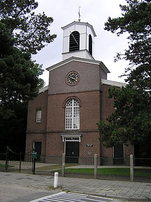 Wilhelminadorp, Goes - Image: Kerk Wilhelminadorp