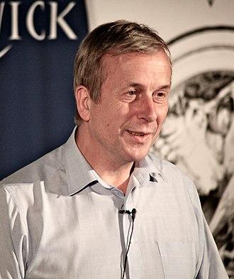 Kevin Warwick - Kevin Warwick in 2011