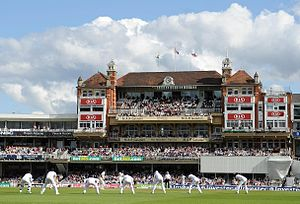 The Oval - The Oval Pavilion