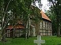 Kiezmark, kostel II.JPG