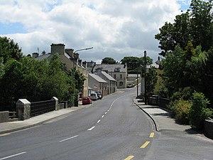 Kilmacrennan - Kilmacrennan village