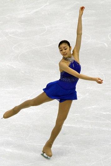 Kim 2010 Olympic FS