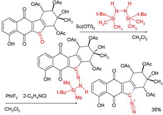 Diazo - Kinamycin C Synthesis