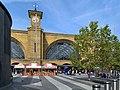 King's Cross station front August 2020.jpg