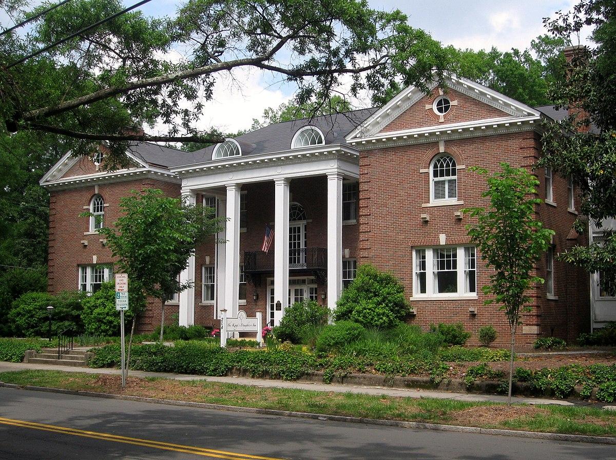 Trinity Historic District - Wikipedia
