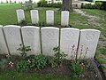 King's Royal Rifles soldiers who all died Christmas Day, 1916. (18281850205).jpg