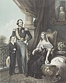 King Willem III, Queen Sophie and their sons.jpg