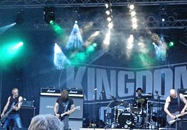 Kingdom Come, Skogsröjet 2012 2.jpg
