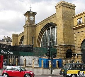 King's Cross stasjon
