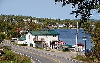 Kipawa, Quebec - Image: Kipawa QC