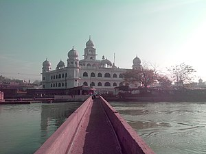 Kiratpur Sahib - Gurudwara Charan Kamal