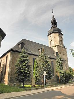 Kirche in Niedertrebra
