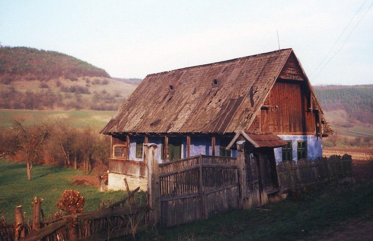 0e0304543a Kalotaszeg népi építészete – Wikipédia