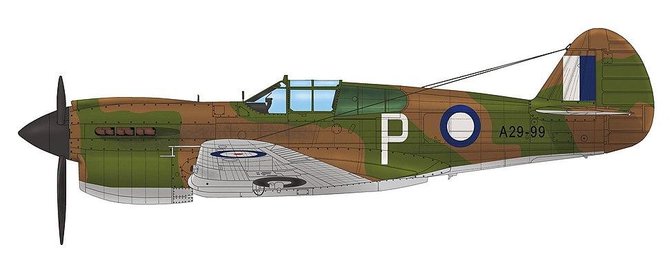 Kittyhawk IA RAAF