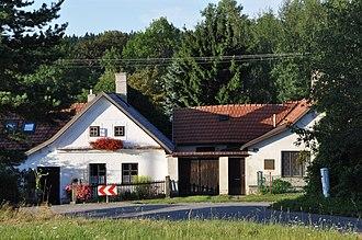 Klatovec - Image: Klatovec dům 2013