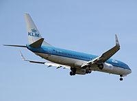 PH-BXI - B738 - KLM