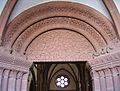 Klosterkirche Enkenbach Tympanon Westportal von Hans Buch.jpg
