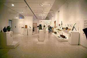Knoxville Museum of Art - Image: Knoxville Museum of Art Gallery 1