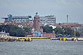 Kołobrzeg, Hafen, Leuchtturm, e (2011-07-26) by Klugschnacker in Wikipedia.jpg