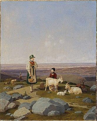 Wilhelm von Kobell - Image: Kobell, Wilhelm von On Gaisalm Google Art Project