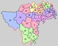 Kochi Takaoka-gun 1889.png