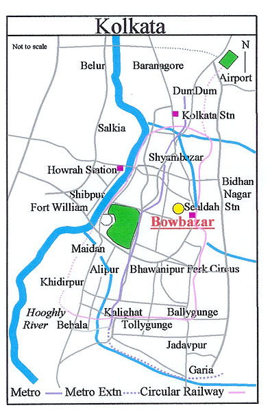 Sonagachi Map Images & Pictures - Becuo