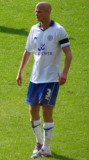 Konchesky with Leicester City.jpg