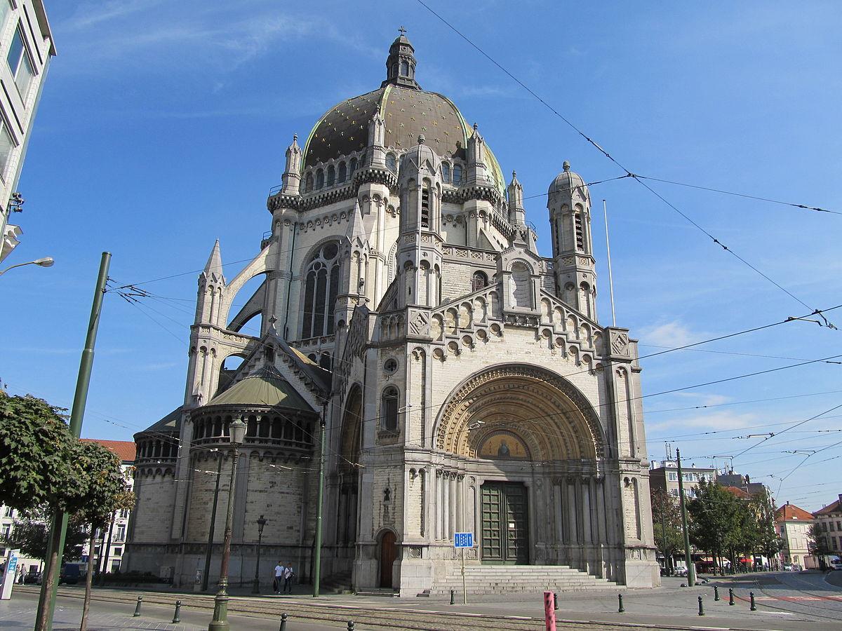église Royale Sainte Marie Wikipédia