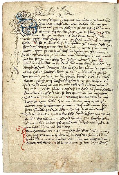 File:Konrad von Grünenberg - Beschreibung der Reise von Konstanz nach Jerusalem - Blatt 34v - 074.jpg