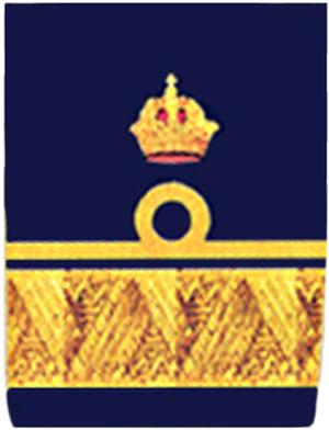 Konteradmiral - Cuff title