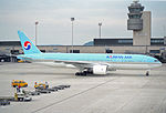 Korean Air Boeing 777-200ER; HL7531@ZRH;01.06.1997 (8369034637).jpg