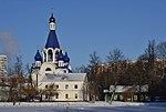 Korolyov, Moscow Oblast, Kostino 6 January 2015 (2).jpg