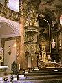 Kostel sv.Markéty Kazatelna.jpg