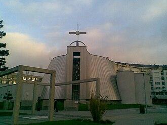Karlova Ves - Church of Saint Francis of Assisi