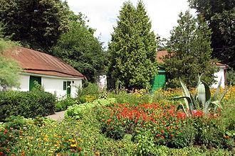 Mykhailo Kotsiubynsky - The house in Vinnytsia where Mykhailo Kotsiubynsky was born.