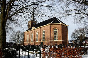 Koudum - Martini church