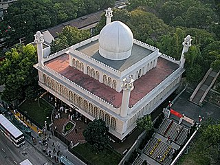 Mosque and Islamic centre in Hong Kong