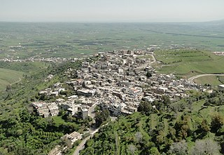 Village in Homs, Syria