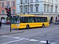 Krakov, Stare Miasto, autobus Citelis.JPG