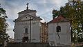 Krasnosielc church st John Kanty and belfry.jpg