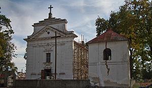 Krasnosielc - Saint John Kanty Church