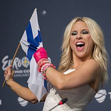 Krista Siegfrids, ESC2013 press conference 03 (crop).jpg